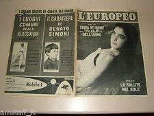 EUROPEO=1952/30=ERIC SHIPTON EVEREST=PAOLO CASAROLI=MACHERIO=RENATO SIMONI=