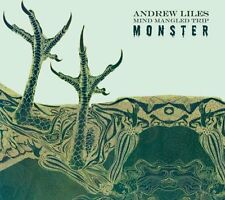 Andrew Liles-Mind Mangled Trip Monster CD   New