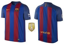 Trikot Nike FC Barcelona 2016-2017 Home WC Badge [128 - XXL] Barca Messi Neymar