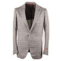 NWT $3695 ISAIA Lightweight Cashmere-Silk-Linen Sport Coat 38 R (Eu 48)