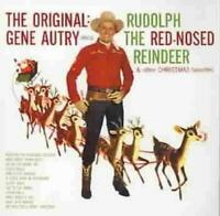 Rudolph the Red-Noised Reindeer by Gene Autry [CD] (mcmcd6675825)