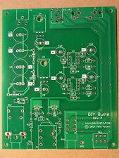 """DIY PCB - """"Butte"""" solid-state headphone amp"""