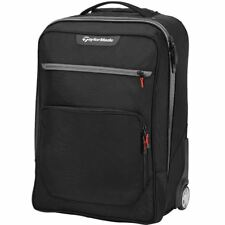 TaylorMade Players Rolling Wheeled Luggage Bag Golf Carry Travel Suitcase