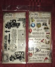 The Journey Stamps & Things/Talk Clear Stamps by Tim Holtz Stampers Anonymous