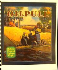 Vintage  Rumely  Oil  Pull Tractor & Equipment  Sales Catalogue  All  Models FSH