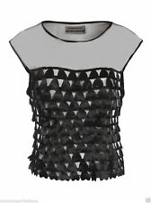 Unbranded Mesh Casual Tops & Blouses for Women