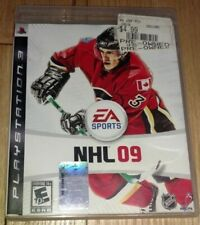 NHL 09 - PS3 - COMPLETE WITH MANUAL - FREE S/H (G1)