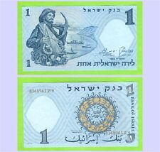 ISRAEL BILLET DE 1 LIRA 1958  REF: 30 C