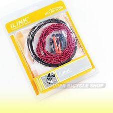 ALLIGATOR I-LINK Cable Set For Shift  4mm , Red