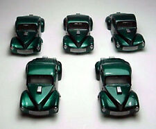 Model Motoring T-Jet (5) Candy Green Willys Slot Car Bodies