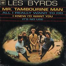 ★☆★ CD Single The BYRDS	Mr Tambourine man 4-Track CARD SLEEVE NEW SEALED  ★☆★