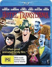 Hotel Transylvania (Blu-ray, 2013)