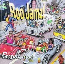 Boo Jamz by Supa Quad (CD, Sep-1993, Compendia Music Group)