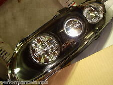 Holden Commodore Calais SS HSV VT Altezza Headlights Black pair New LS1 L98 Type