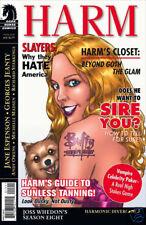 BUFFY VAMPIRE SLAYER #21 SEASON 8 VARIANT COVER COMIC BOOK TV SHOW JOSS WHEDON
