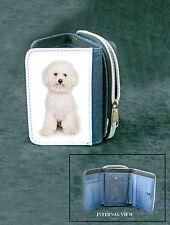 Ladies Denim  Purse/Wallet Bichon Frisé  Dog Design For Dog Lovers