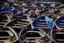 594065 Fisherman's Parking Lot A4 Photo Texture Print