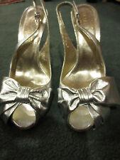 Valentino 'Mena' Slingback Sandal Size 37.5/ US 7.5