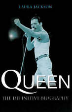 Queen: The Definitive Biography by Laura Jackson (Paperback, 2002)