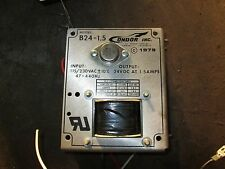 Forenta Shirt Unit Or Press Power Supply 24 Volt Dc 15 Amps