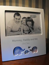 MOM DAD AND BABY PHOTO FRAME BABY BOY / BABY GIRL AND MUMMY AND DADDY PHOTO