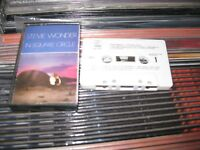 Stevie Wonder Spanish Cassette IN Square Circle