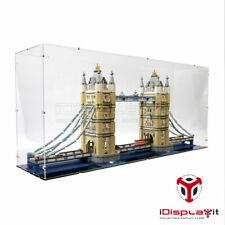 Acryl Vitrine für Lego 10214 Tower Bridge - NEU