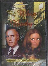 THE WHIP AND THE BODY~1963 NEW SEALED DVD~DALIAH LAVI TONY KENDALL