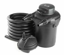 Pontec PondoPress 5000 Pressurised Pond Filter and Pump Set