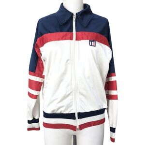 Vintage 80s Todd 1 Red White Blue