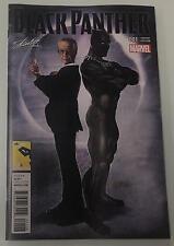 Marvel Black Panther #1 Stan Lee Collectibles MEFCC Dubai Exclusive Variant NM+