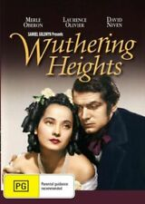 Wuthering Heights DVD 1939 All Region PAL Laurence Olivier David Niven