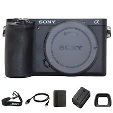 Sony Alpha a6500 Mirrorless Digital Camera (Body Only) - Summer Time Sale