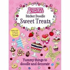 Sticker Doodle Sweet Treats (Scholastic Activities), , Very Good condition, Book