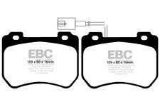 EBC Ultimax Front Brake Pads for Alfa Romeo 159 2.0 TD (170 BHP) (2009 > 12)