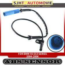 Front Left or Right ABS Wheel Speed Sensor Fit BMW X5 E53 Series SUV 2003-2006