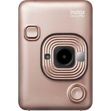 Camera Snapshot Fujifilm Fuji Instax Mini Liplay HM1 Blush Gold