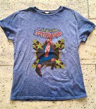 """T-Shirt """"Spiderman"""" von Mango Kids Gr. 158/164, 13/14 Jahre, TOP"""