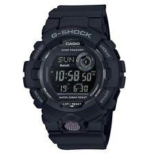 Casio G-Shock * GBD800-1B G-Squad Fitness Step Tracker Bluetooth Watch Black