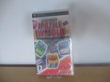 Capcom Puzzle World - Psp Playstation Portable - Neuf et Scellé Pal