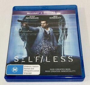Self/Less Blu-ray