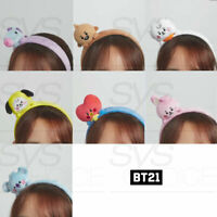 BTS BT21 Official Authentic Goods Hair Band Baby Ver + Tracking Number