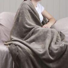 Couvertures en polyester pour le lit Salon