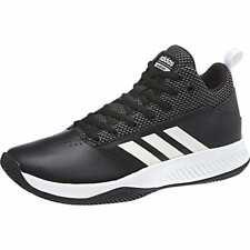 Adidas Men's Cloudfoam Ilation 2.0 & 2.0 4E Basketball Shoes  BLACK