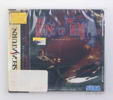 House of the Dead, The Sega Saturn Japan Import US Seller New Sealed