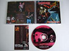 AGATHOCLES Humarrogance CD 1997 VERY RARE OOP DEATH ORG 1st PRESS JAPAN!!!
