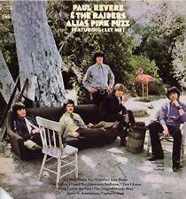 "PAUL REVERE & THE RAIDERS ""ALIAS PINK FUZZ"" ORIG US 1969"
