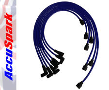 AccuSpark 8mm Blue Silicon Performance HT Leads for 6 Cylinder Jaguar E-Type