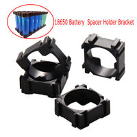 50PCS 18650 Battery Pack Spacer Radiating Shell Plastic Holder Bracket