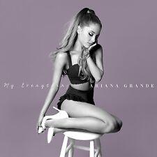 Ariana Grande - My everything CD Deluxe (new album/sealed) disco + 3 bonus